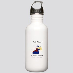 Blue Eagle Totem Power Gifts Water Bottle