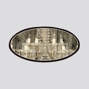 shabby chic rustic chandelier Patch