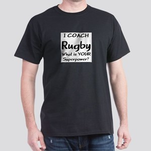 rugby coach Dark T-Shirt