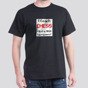 coach chess Dark T-Shirt