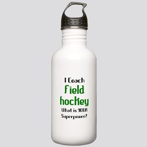 coach field hockey Stainless Water Bottle 1.0L