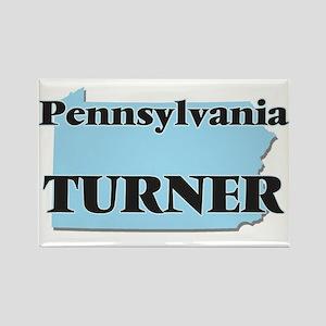 Pennsylvania Turner Magnets