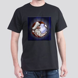 Harvest Moons Wooden Santa T-Shirt