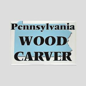 Pennsylvania Wood Carver Magnets