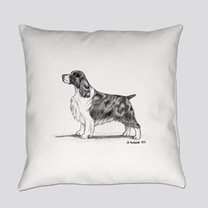 English Springer Spaniel Everyday Pillow