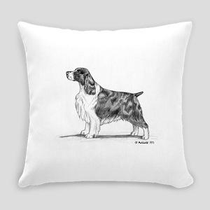 English Springer Spaniel Everyday Pillow