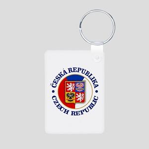 Czech Republic Keychains