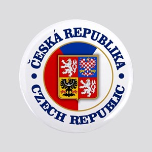 Czech Republic Button