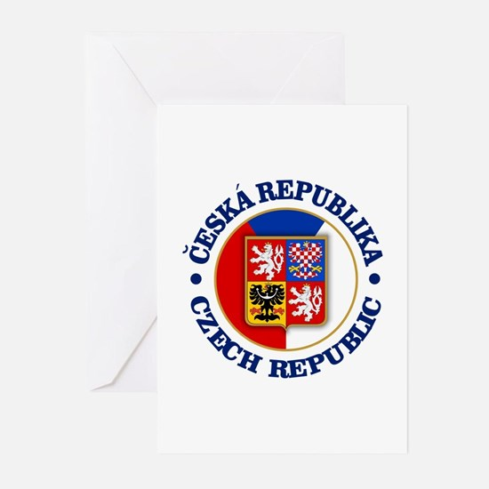 Czech Republic Greeting Cards