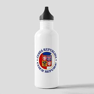 Czech Republic Water Bottle