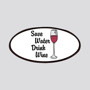 Drink Wine Patch