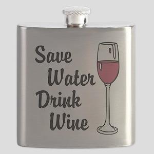 Drink Wine Flask