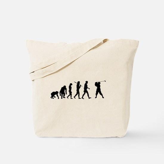 Evolution of Golf Tote Bag