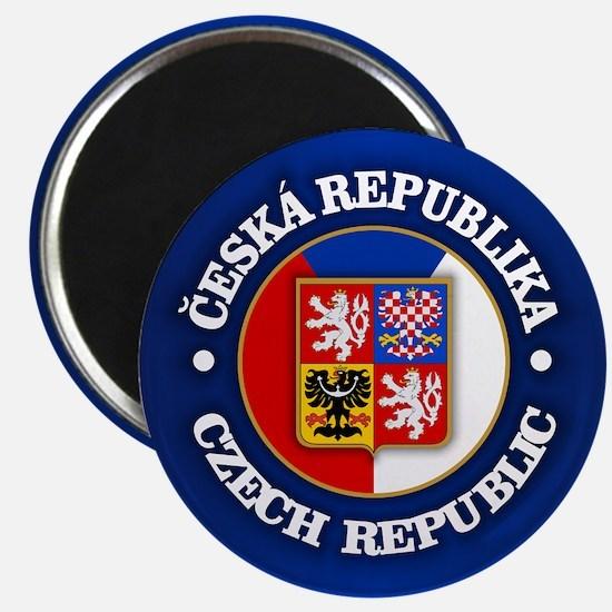 Czech Republic Magnets