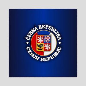 Czech Republic Queen Duvet