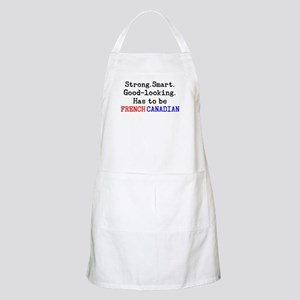 be french canadian Apron
