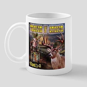 Team4 Trick'em n Stick'em  Mug
