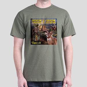 Team4 Trick'em n Stick'em Dark T-Shirt