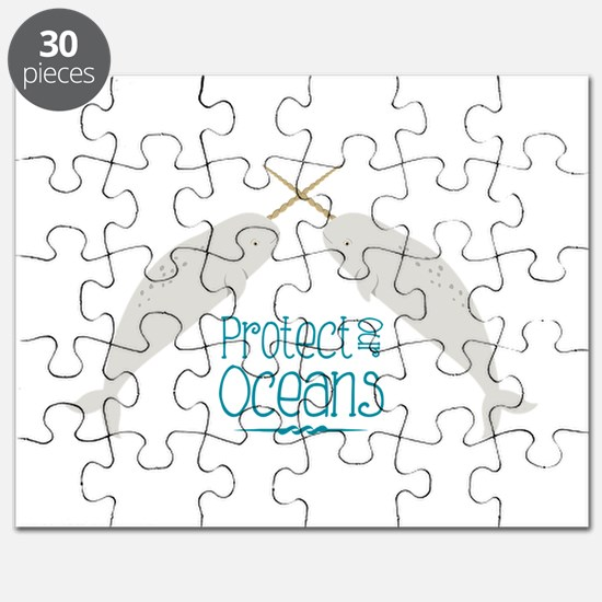 Protect Our Oceans Puzzle