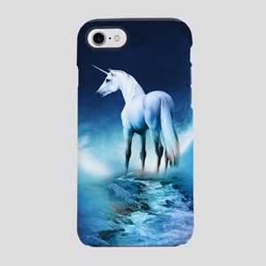 White Unicorn iPhone 8/7 Tough Case