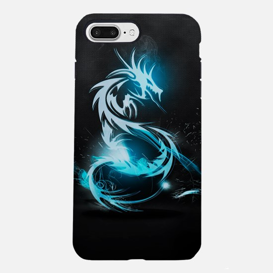 Glowing Dragon iPhone 8/7 Plus Tough Case
