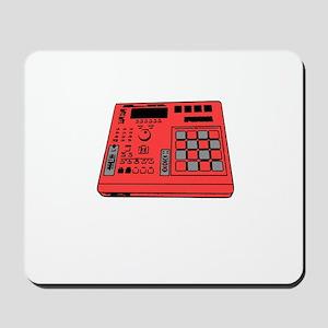 MPC-like Drum Machine Mousepad