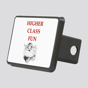 ballet Hitch Cover