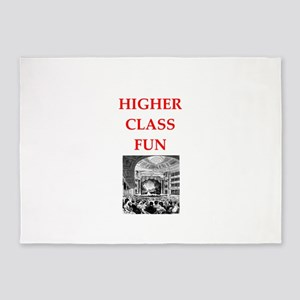 hobby joke 5'x7'Area Rug