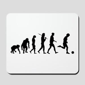 Evolution of Soccer Mousepad
