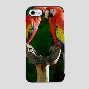 Beautiful Parrots iPhone 8/7 Tough Case