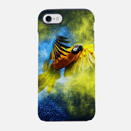 Beautiful Parrot iPhone 8/7 Tough Case