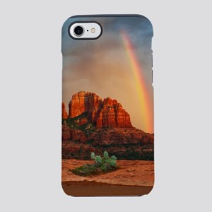 Rainbow In Grand Canyon iPhone 8/7 Tough Case