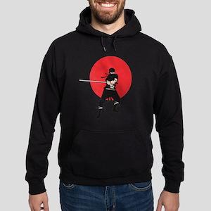 ninja Hoodie (dark)
