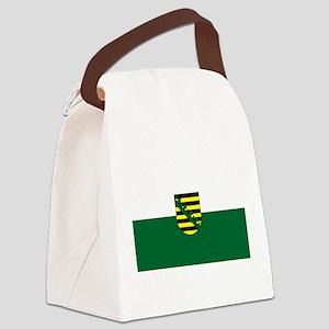Saxony Canvas Lunch Bag