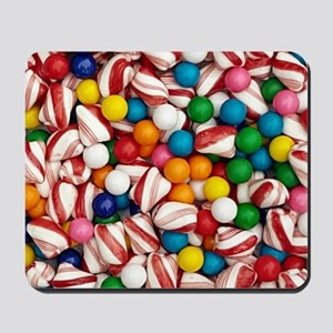 Peppermints and Gumballs Mousepad