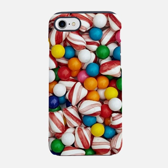 Peppermints and Gumballs iPhone 8/7 Tough Case