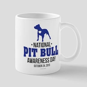 National Pit Bull Day Mugs