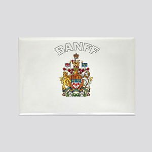 Banff Coat of Arms Rectangle Magnet
