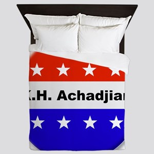 Vote KH Achadjian Queen Duvet