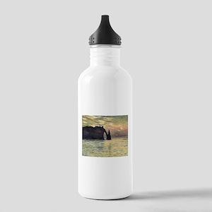 Claude Monet, Cliff Et Stainless Water Bottle 1.0L