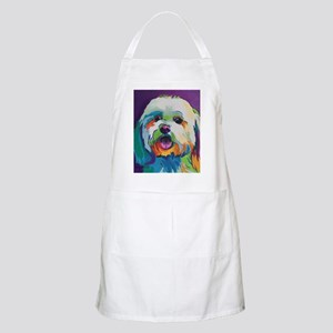 Dash the Pop Art Dog Apron