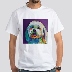 Dash the Pop Art Dog T-Shirt