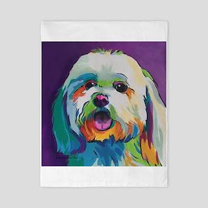 Dash the Pop Art Dog Twin Duvet