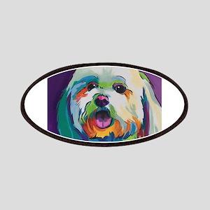 Dash the Pop Art Dog Patch