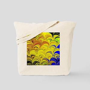 Bright wild yellow Tote Bag