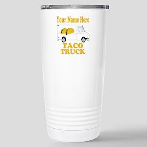 Taco Truck Travel Mug