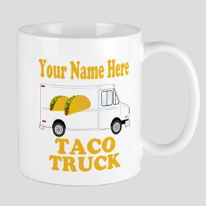 Taco Truck Mugs