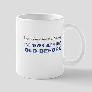 ACT MY AGE Mugs