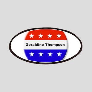 Vote Geraldine Thompson Patch