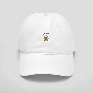 Calgary Coat of Arms Cap